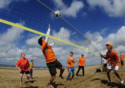 strand-bedrijfsuitje-beach-volleybal